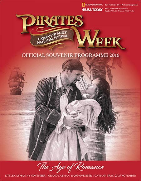 Pirates Week